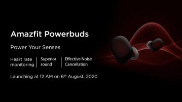 Amazfit Powerbuds