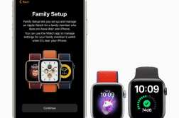 apple-watch-se Family setup