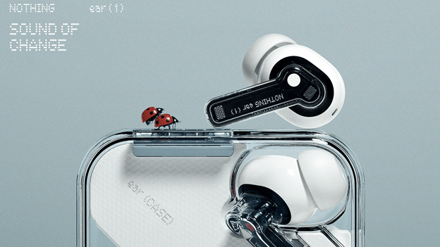 Nothing launches its first-ever Ear 1 Earphones