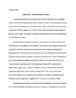 History Paper 1 – Understanding the Modern (P31)