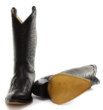 ac89e8922e6c2 Item Description  Description  The Arizona western-style boots for men from  Grinders ...