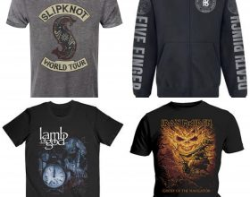LATEST BAND MERCH IN STOCK