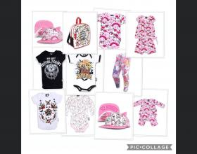ALTERNATIVE BABY CLOTHES.👶🏼☠️