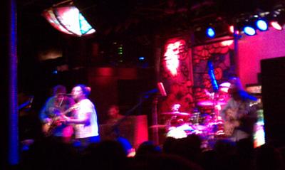 Dr. Dog. Paradise Rock Club. Boston USA. (Photo - D. Hixon)