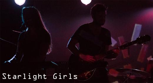 Starlight Girls - Inhibitionist
