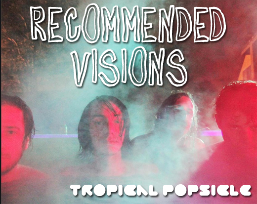 Tropical Popsicle - The Dawn of Delight