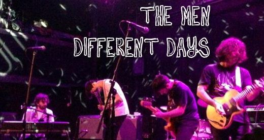 The Men - Different Days