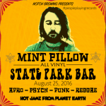 Live Mint Pillow Vinyl Set: Afro Funk Psych Garage JAMZ