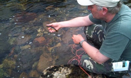 Casting on the Upper Nevis