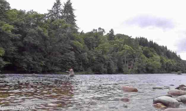 The Rough and Tummel of Fishing