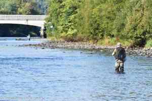 Anglers on the Tummel