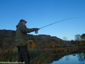 Fishing at Willowgate