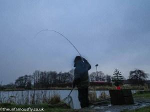 Third fish netted