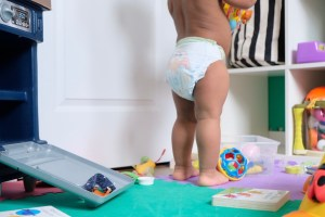 baby play and development