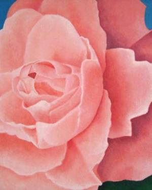 Poster - Every Rose - Poster Of Floral Acrylic Paint Fine Art