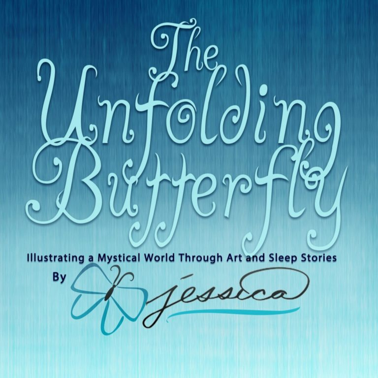 The Unfolding Butterfly Sleep Story Podcast
