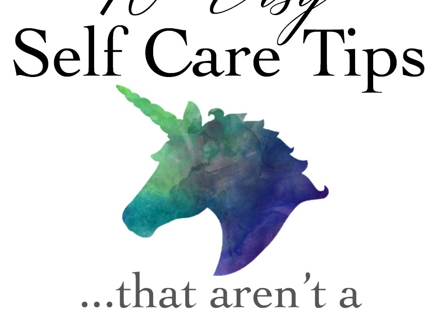 10 Easy Self Care Tips