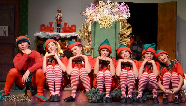 Elves Take Center Stage During LeGacy Presents Production