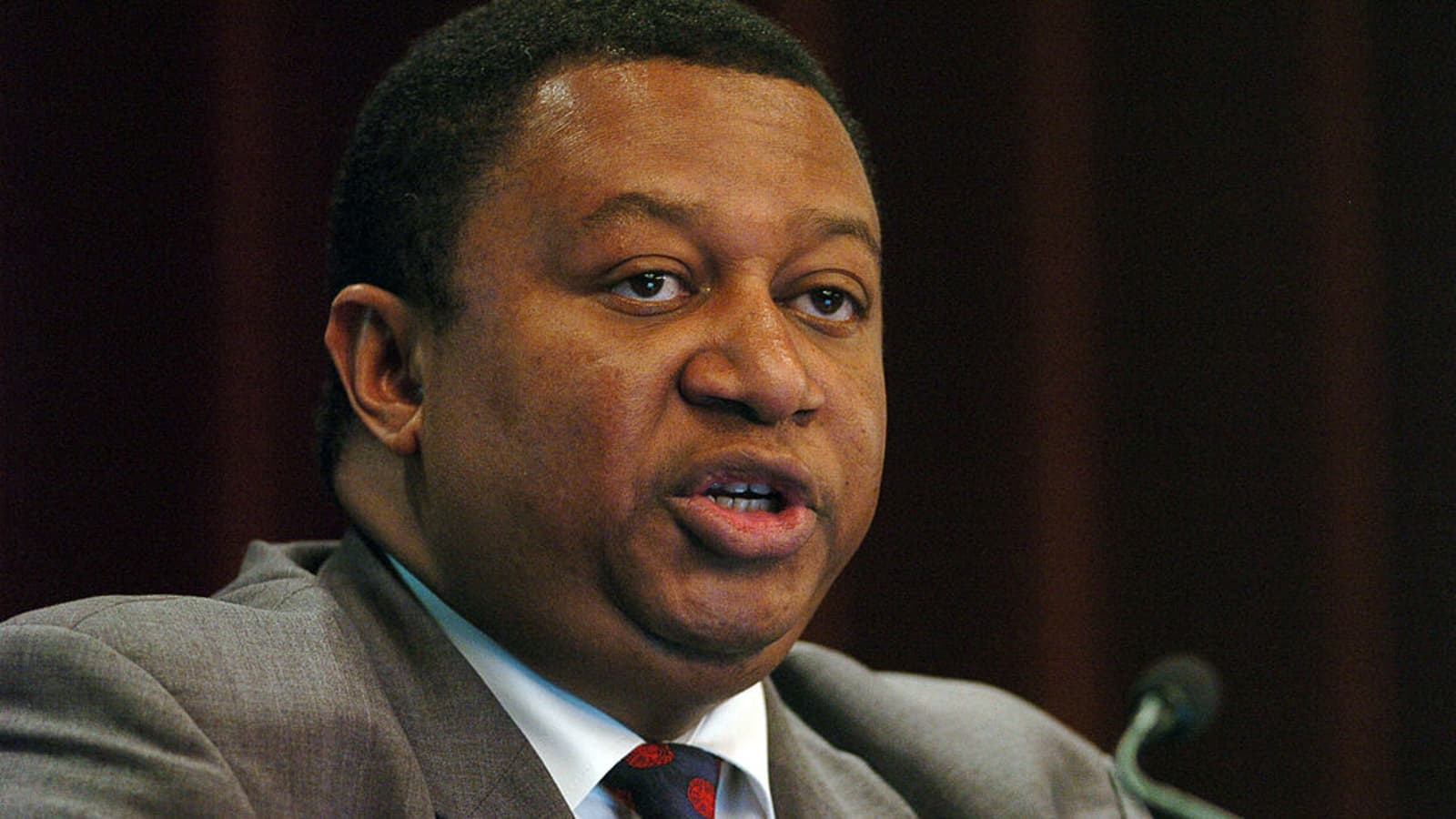 OPEC Secretary General, Mohammad Barkindo