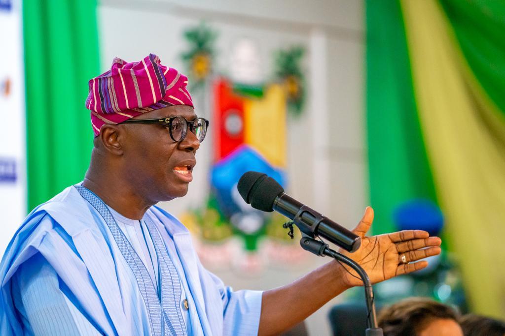 Babajide Sanwo-Olu, Lagos State Governor