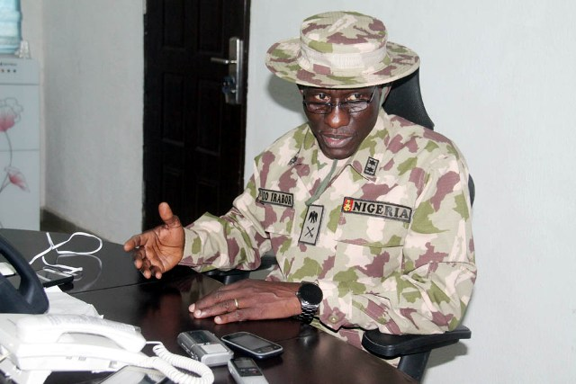 General Lucky Irabor