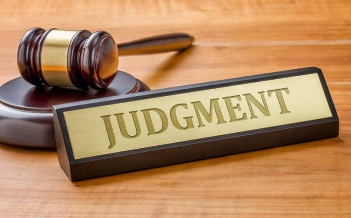 Alleged N164m Fraud: Court Adjourns Ruling Till Sept 9