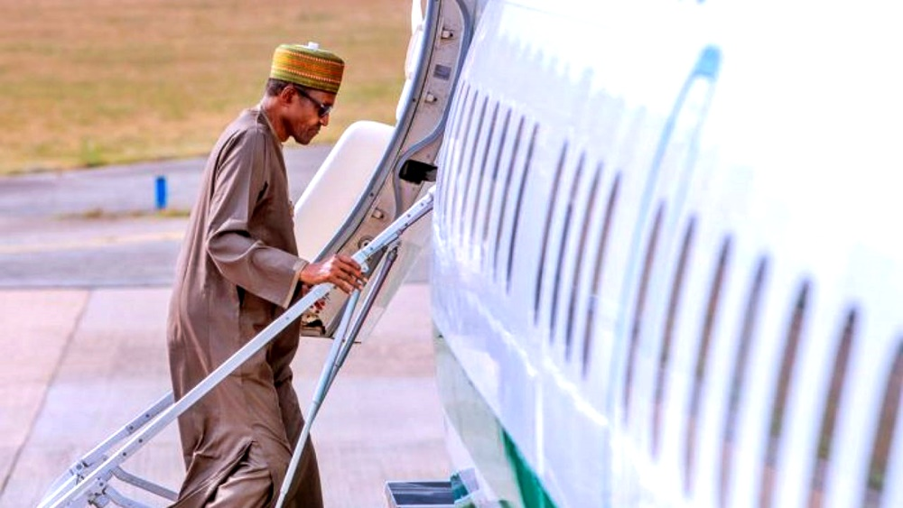 prepare for the mother of all #harassBuhariOutofLondon