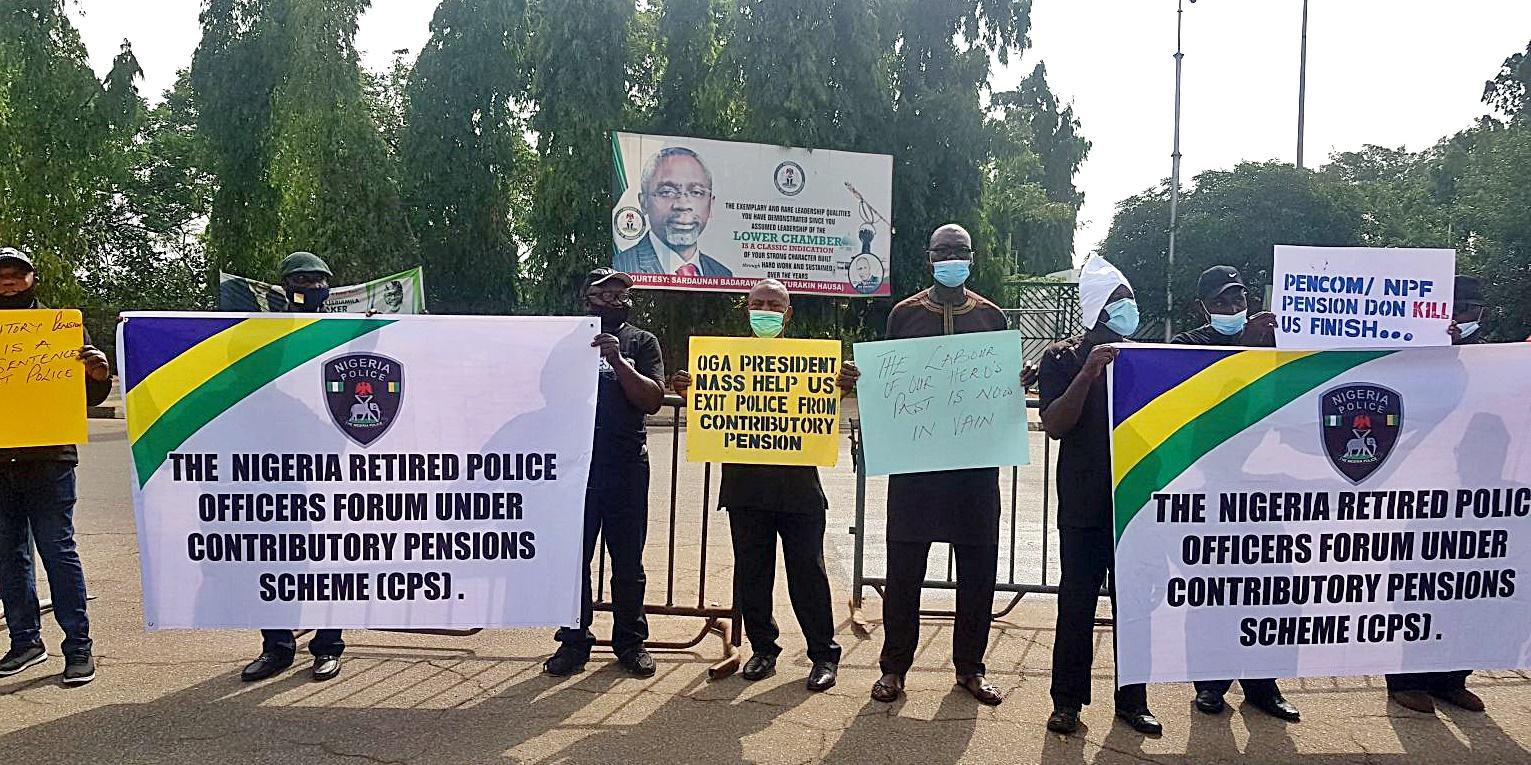 police retirees