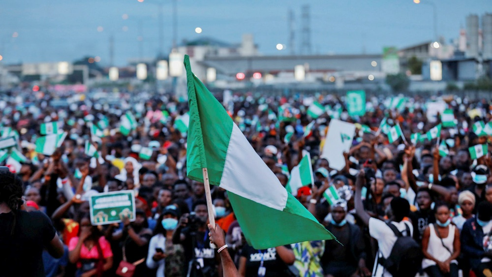 with nigeria