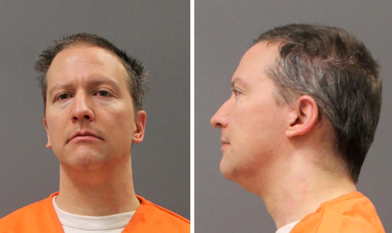 derek chauvin who killed goerge floyd convicted