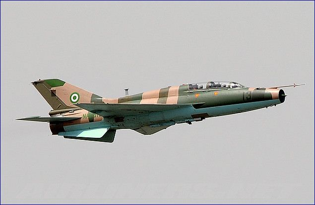 nigerian airforce bombed wedding guests