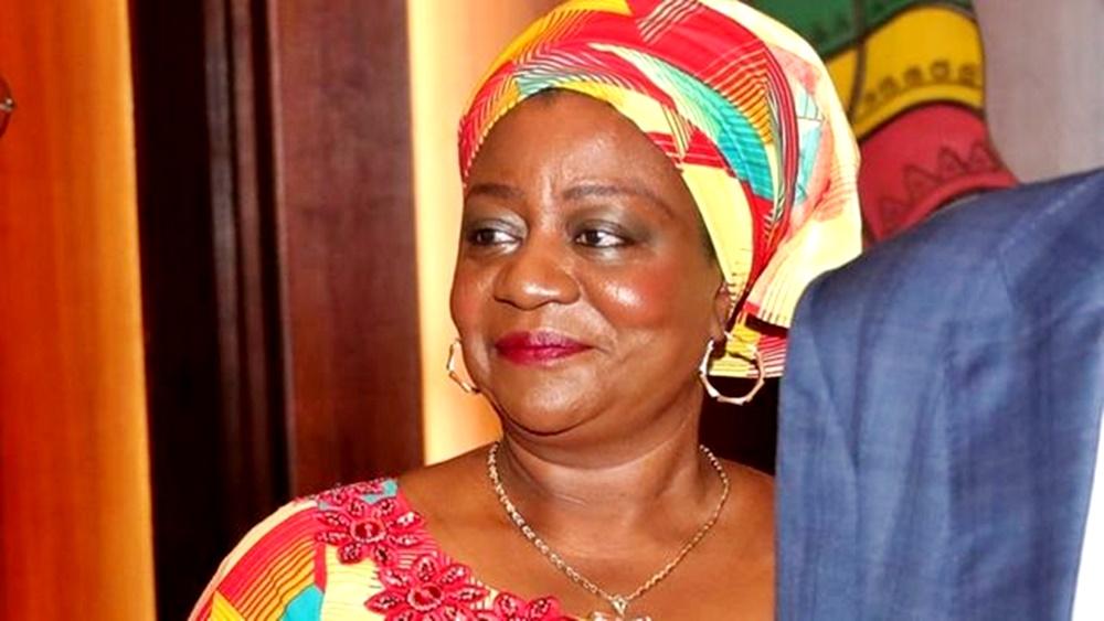 Despite Protests Senate Screens Lauretta Onochie Other INEC Nominees