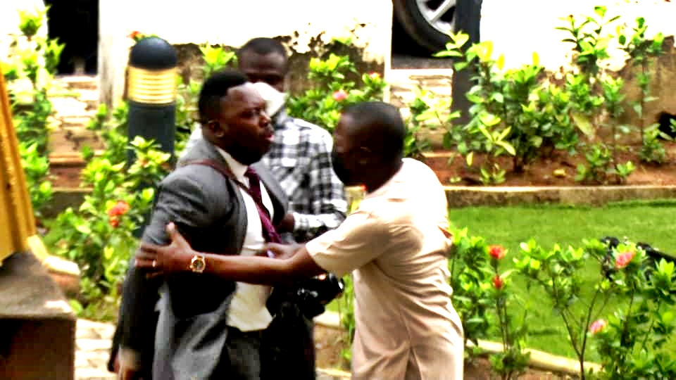 journalist harassed by sss in abuja