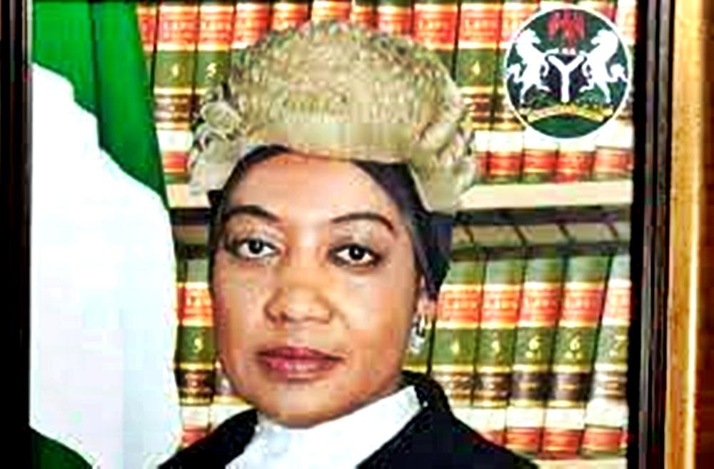 CJN Appoints Hajo As New Supreme Court's Chief Registrar