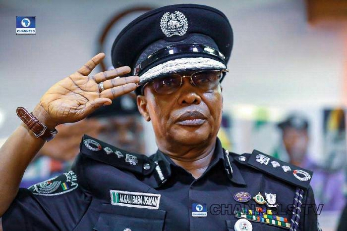 PROTEST: Retired Police Officers Accuse IGP Of Mismanagement