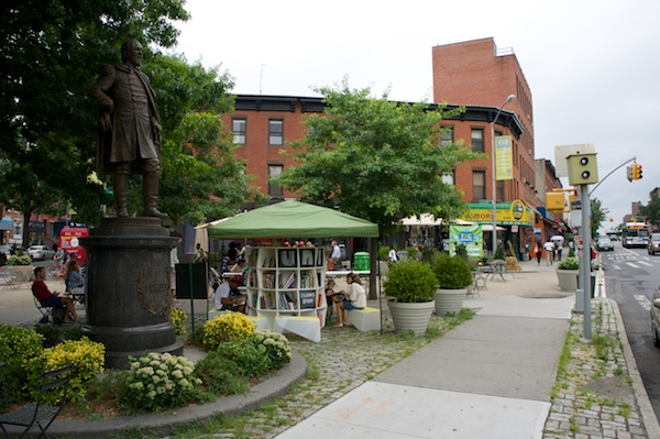 Uni at Fowler Square, Brooklyn