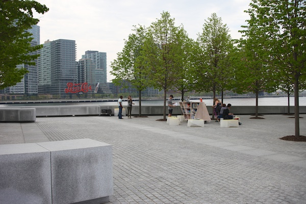 Uni Four Freedoms Park