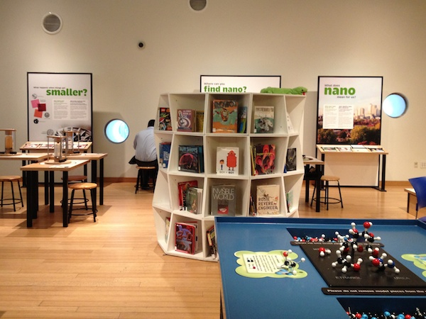 Uni Tower at Brooklyn Children's Museum October 2014-January 2015