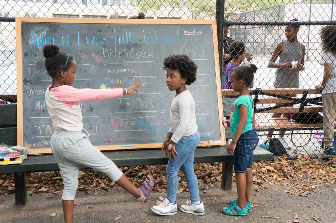 Uni blackboard play