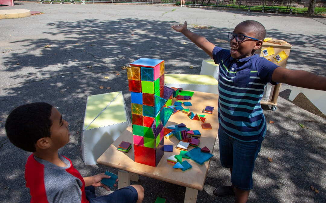 Closing out summer play streets in the Bronx