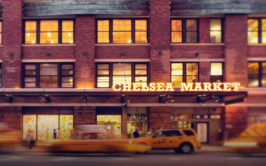 DRAW comes inside to Chelsea Market this winter