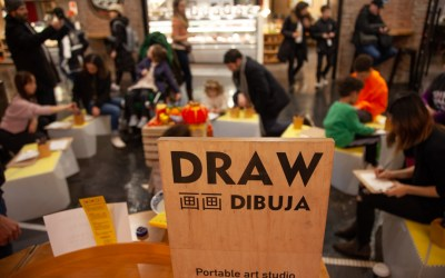 DRAW at Chelsea Market for Lunar New Year