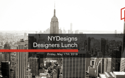 Leslie speaking at NYCxDESIGN Week