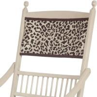 Edwardian Painted Folding Campaign Chair - The Unique Seat ...
