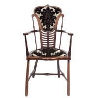 Victorian Antique Armchair - The Unique Seat Company