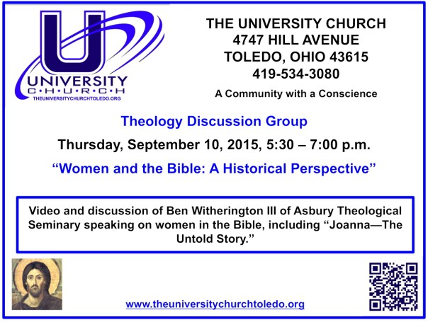 September 10 2015 theology group