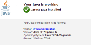 WebEx-Java-Verification