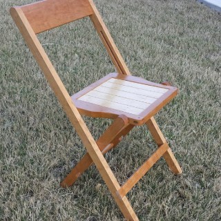 A Funeral Chair in Atlanta