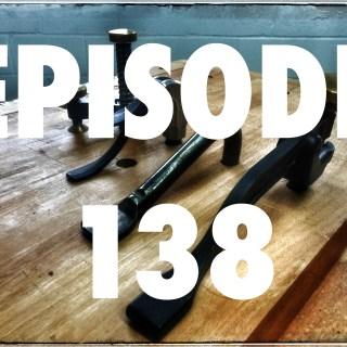 Episode 138 – Tool Cabinet & AmA