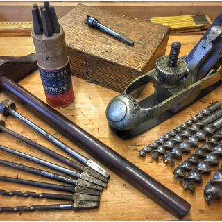 Episode 278 – Chisel Trays & Antique Tools